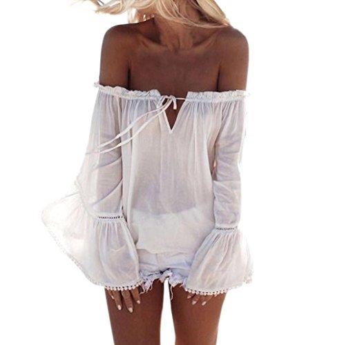 camisetas-mujer-sannysis-de-hombro-de-blusa-suelta-de-encaje-camiseta-blanco-m
