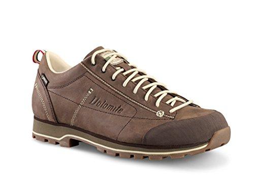 Chaussures Cinquantaquattro Low FG GTX par Dolomite - Noires - Marron - marron, 38 2/3 EU