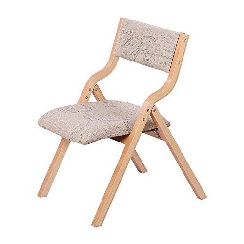 Tuch Truss Klappstuhl Europäische Stil Esszimmer Stuhl Büro Rückenlehne Stuhl Computer Stuhl Outdoor Portable Lounge Stuhl
