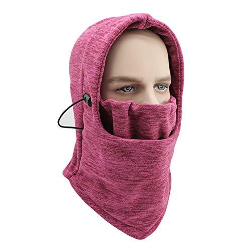 XIAXIACP Windproof Hat, Multifunktionale Cationic Kapuzenhut Maskierte Kappe Outdoor für Männer und Frauen Wasser-Riding Multifunktionshut,7