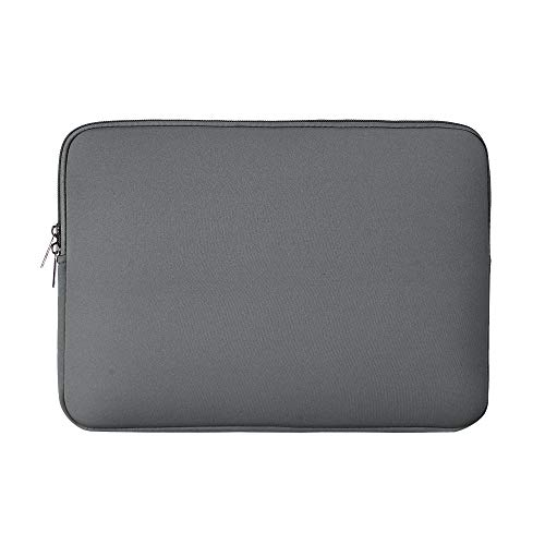 3ed21ddd21fb RAINYEAR 14 Inch Laptop Sleeve Case Protective Soft Padded Zipper Cover  Carrying Computer Bag Compatible with 14
