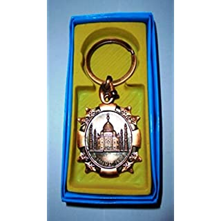 Artcollectibles India Taj Mahal Keyring Key Chain Gift Collectible Souvenir