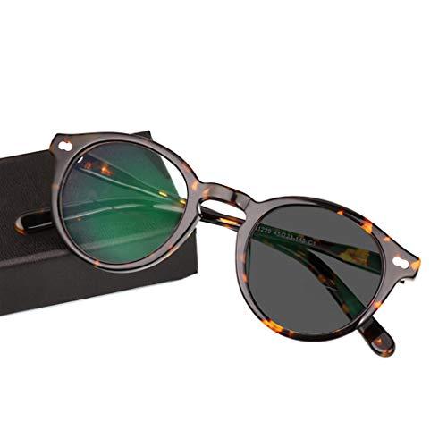 ZY Reading glasses Mode Lesebrille, photochrome Double-Light-Linse, für Herren/Damen Sonnenbrillen