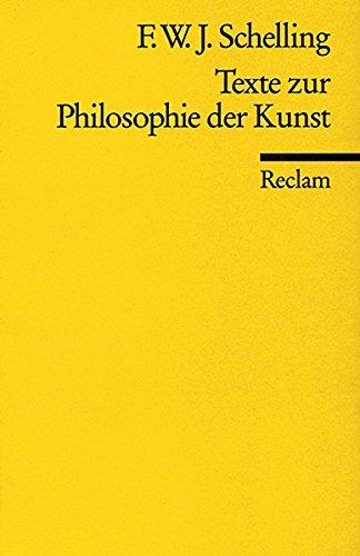 Universal-Bibliothek Nr. 5777: Texte zur Philosophie der Kunst