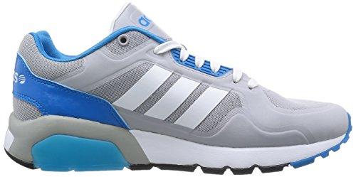 adidas Neo RUN9TIS TM F98043 Sneakers Uomo Scarpe Sportive e da Ginnastica Grigio
