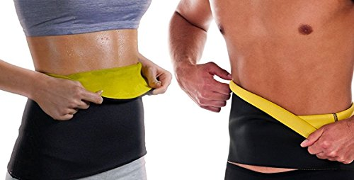 Bauchgürtel Neopren nach Geburt Bauchweggürtel Saunagürtel Fitnes (XL) Unisex Hot Trimmer Body Shaper Gürtel Taille Cinchers Taille Bauch Fitness Slimming Sport Girdle … (Gürtel Shaper Body)