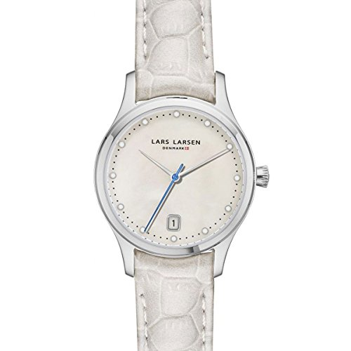 Lars Larsen Montre les Femmes Clara Steel Collection 139SWWL