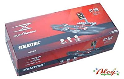 Scalextric - Pit Box D02506S100 de Scalextric