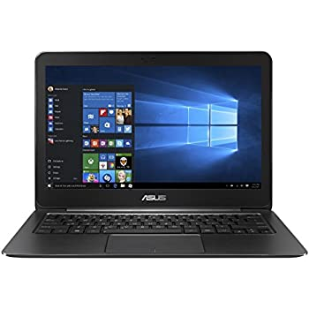 ASUS Zenbook UX305CA-FB055T 33,8 cm (13,3 Zoll Non Glare Quad HD) Laptop (Intel Core M7-6Y75, 8GB RAM, 512GB SSD, Intel HD, Win 10 Home) Schwarz
