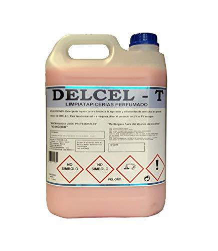 DECEL-T limpiatapicerias Super-perfumado