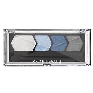 Maybelline Jade Eyestudio Quattro Diamond Glow Eye Shadow 4.8 g 10 Blue Drama