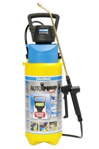 Gloria AutoPump Set Pulvérisateur à Pression, 5 Litres