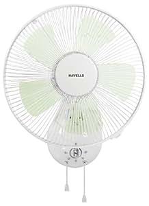 Havells Swing Dzire 300mm Wall Fan (Light Grey)