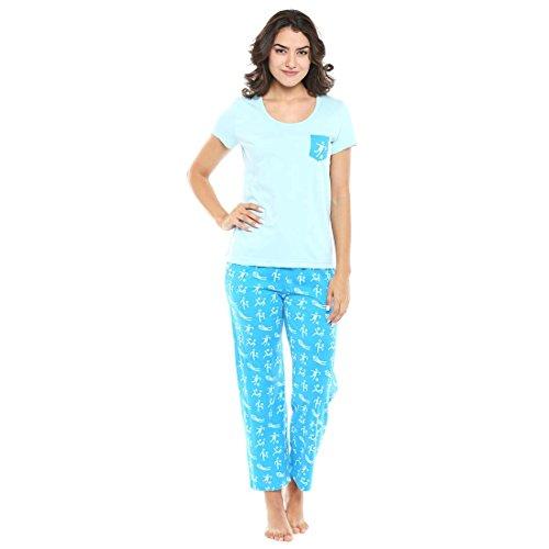 Chimp SOCCERHEAD Womens Pajama Set (XX-Large)