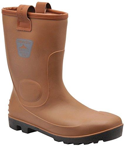Portwest Steelite Neptune Steel Toecap Rigger Bo - Tan - UK 6.5 / US 8.5 / EU 40 6.5 Snowboard-boots