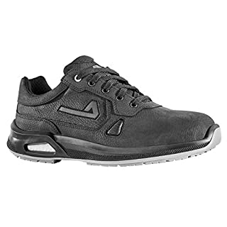 Aimont Men's Vigorex Hydrogen Safety Trainers, Black, 11 UK 46 EU