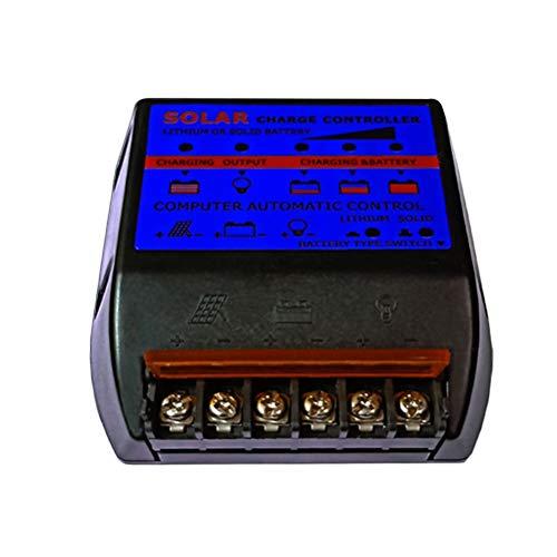 Preisvergleich Produktbild UKCOCO 30A 12 / 24V Solarladeregler Solarladeregler