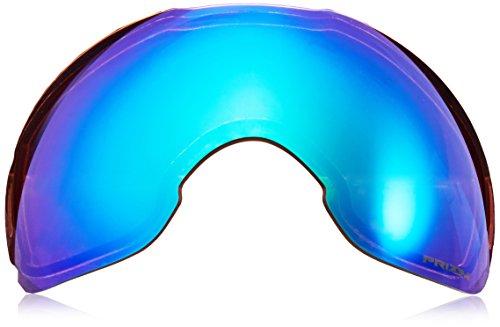 REPL. LENTE AirBrake XL ventilación doble lentes Prizm Jade Iridium nieve Goggle