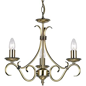 3 light candle chandelier amazon lighting 3 light candle chandelier aloadofball Choice Image