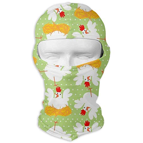 Chickens Draw Windproof Dust Protection Balaclava Full Face -