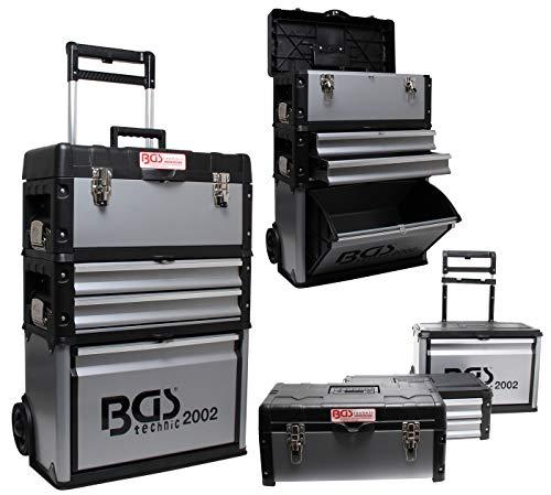 BGS 2002 | Montagewagen | fahrbar