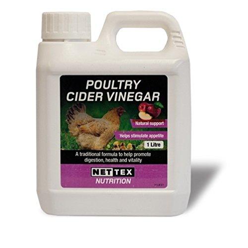 Nettex Poultry Cider Vinegar, 1 Litre