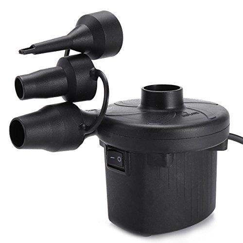SGerste AC 220V Elektrische Luftpumpe für aufblasbare Air Track Matratze Pad Bett Pool Boot Spielzeug Inflation Deflation