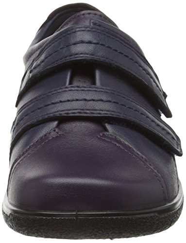 Hotter Leap Ee 798 - Scarpe da Donna Multicolore (Navy/Loganberry)