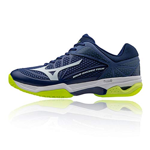 Mizuno Wave Exceed Tour 2 CC - Scarpe Tennis Uomo - Men's Tennis Shoes (44)