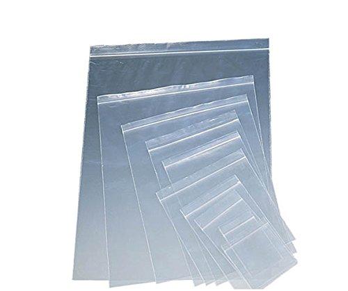 rverschließbar, stark, transparent, wiederverwendbar, 100 Stück 15