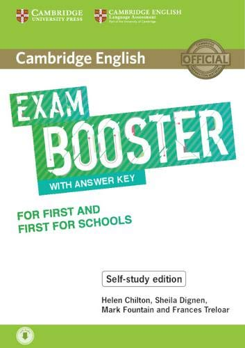 Cambridge English Exam Boosters with Answers Key for