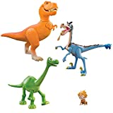Tomy L62910 - Disney Pixar Der gute Dinosaurier - Dino Familien-Pack
