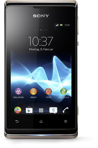 Sony Xperia E Dual-SIM Smartphone