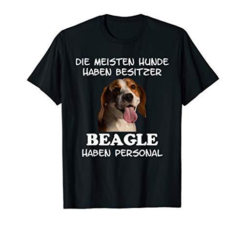 Beagle Hund T-Shirt Shirt Geschenk Damen Herren