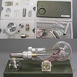 jabama Bausatz Stirlingmotor mit LED