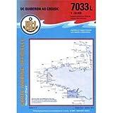 Carte marine : Quiberon aux Sables d'Olonne