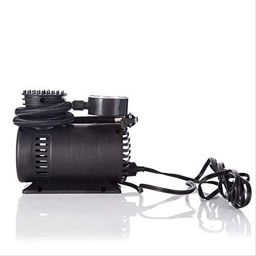 HoganeyVan 12v Miniature Locomotiva Pompa daria Veicolo Pneumatico Compressore daria portatile Veicolo elettrico Piccola pompa daria