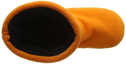 WoolsiesVagabond - Pantofole Unisex adulti Arancione (Arancio (arancione))