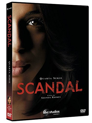 Scandal - 4 Serie [Import anglais]
