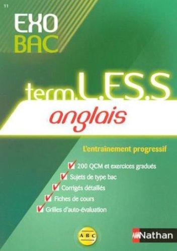 Anglais Tle L/ES/S