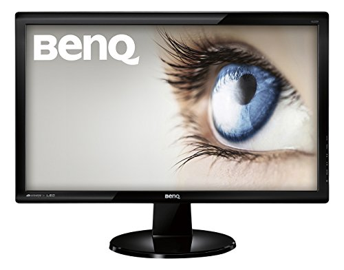 BenQ GL2250 21.5 inch LCD Monitor (VGA, DVI-D, 1920 x 1080, 1000:1, 5 ms, 250cd/m2) - Black