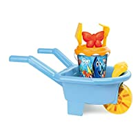 "Smoby ""Disney Finding Dory Bucket and Wheelbarrow Set (Multi-Colour)"