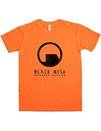 Refugeek Tees - Hommes Black Mesa T Shirt