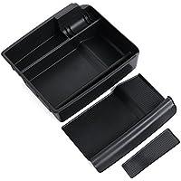 Actualiza verter Car Center Consola Apoyabrazos Caja de guantera de almacenamiento secundario para Kia Sportage R
