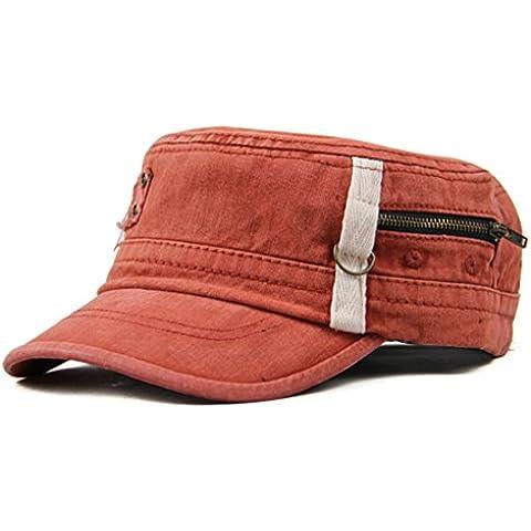 sombrero de los hombres/gorra de béisbol de Corea Ms Spring/Visera/ La sombrerería protector solar al aire libre marea/Gorras planas/Gorra