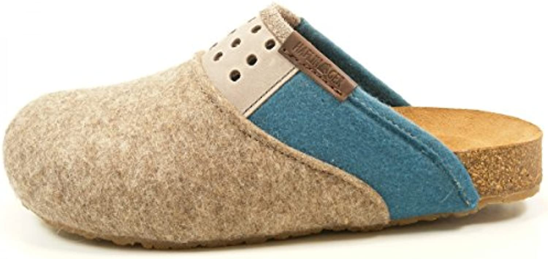 Mr.   Ms. Haflinger Haflinger Haflinger 791002 Bio Party Pantofole donna Prezzo moderato Forte valore Lista delle scarpe di marea | Specifica completa  e6e77f
