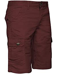 MENS CARGO COMBAT MULTI POCKET CASUAL SUMMER CHINO SHORTS BOTTOMS PANTS SZ 30-40