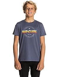 Rip Curl niños de círculos Big Mama camiseta de manga corta, Infantil, KTEMB4,