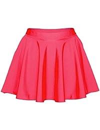 ce025b6db Amazon.es  Rojo - Faldas   Niña  Ropa