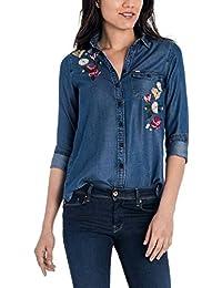 65c780d53bec4 Amazon.fr   Salsa - T-shirts, tops et chemisiers   Femme   Vêtements